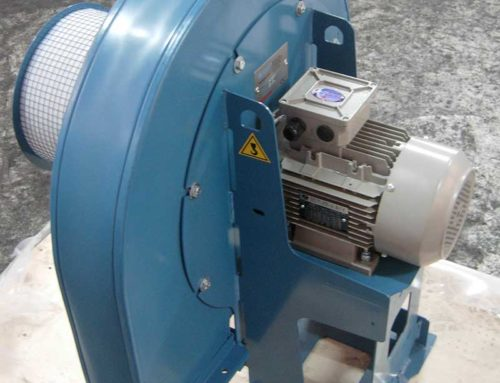 Centrifugal fan NC15 Industrie CBI