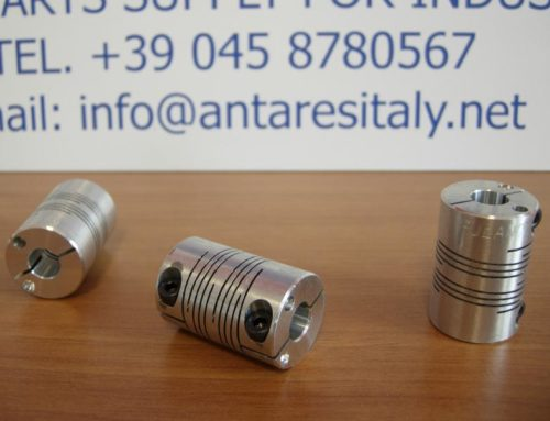 Joint for encoder RULAND
