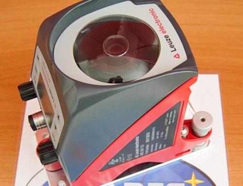 Optical Laser Measurement System Profibus firm Leuze electronic