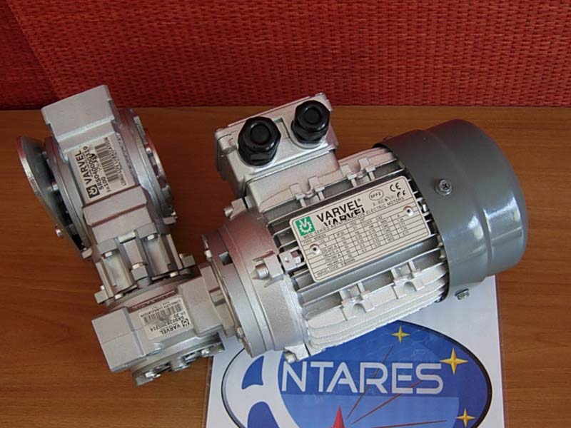 Gearbox and Gearmotor various types