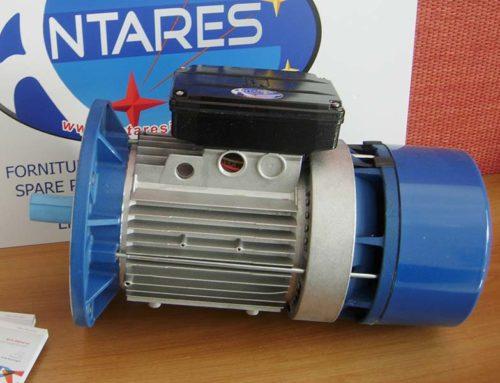 Self braking motor MGM ba 100 LA4