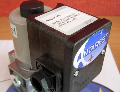 Solenoid Valve Dungs 213 793 IP54