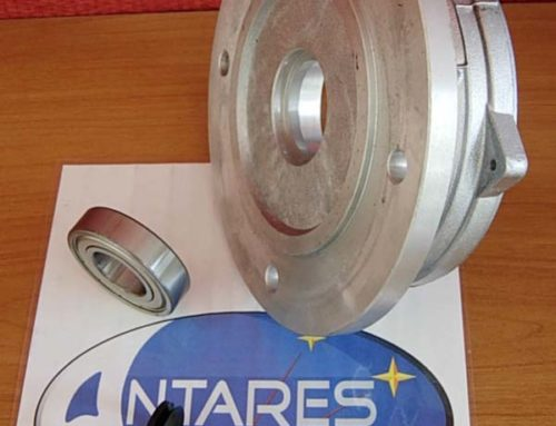 Spare parts for oven motors