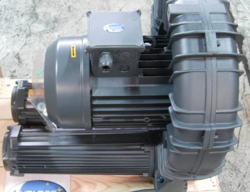 Side channel blowers FPZ