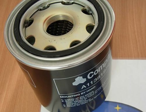 Oil filter Compair