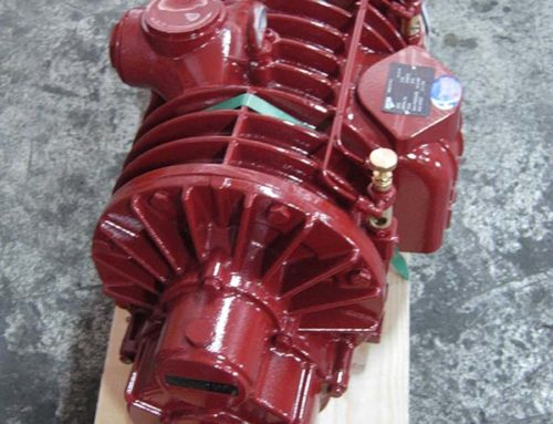 Rotary Compressor Jurop