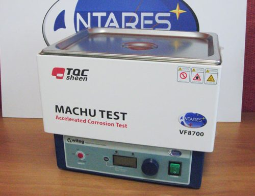 Accelerated Corrosion Test TQC VF8700