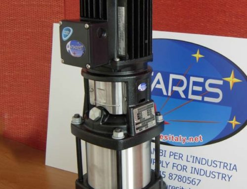 Vertical Pump Grundfos