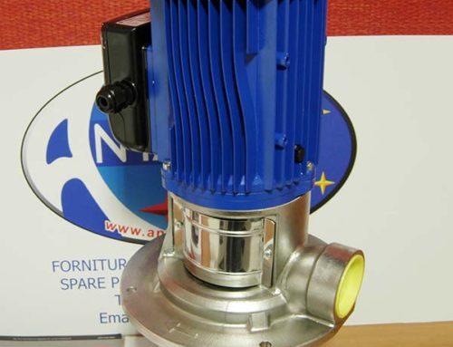 Vertical pump INOX Lowara