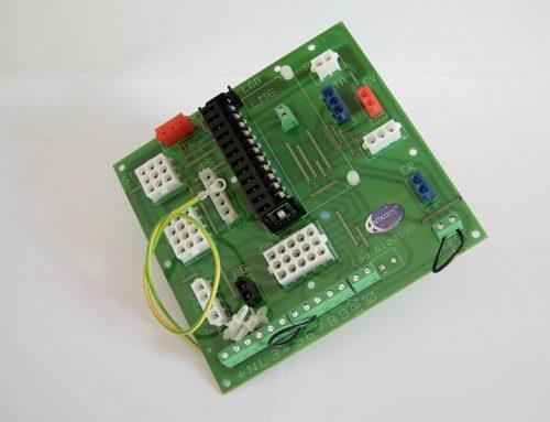 Cib Unigas electrical board