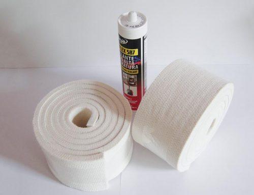 Nomex and high temperature sealant