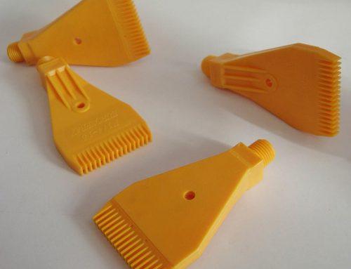 Flat Spray Yellow EUROSPRAY F1/4-15