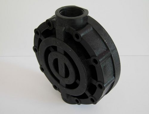 OBL pump head